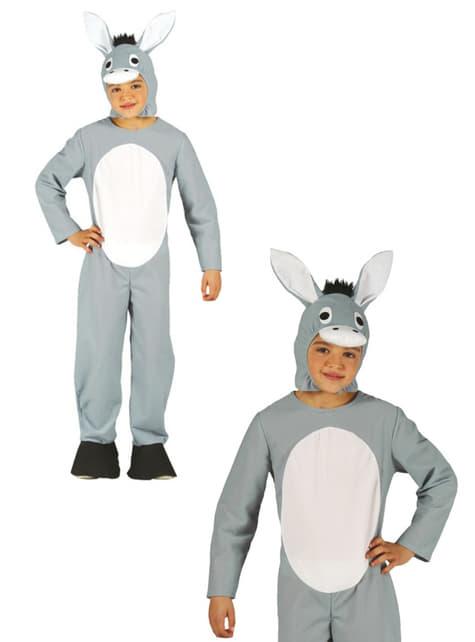 Girls Sweet Donkey Costume