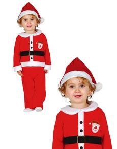 2a163c68410b Julemandskostume til babyer