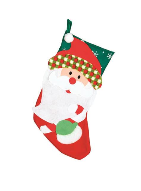 Botte de Père Noël 46 cm