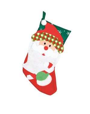 Julstrumpa Jultomten 46 cm