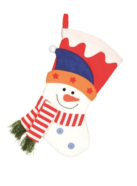 Bota de muñeco de nieve 47 cm