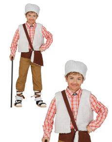 Kit disfraz de pastor del campo para niño 4bbf89d59d8