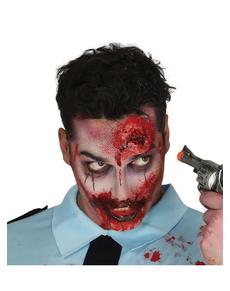 falske sår halloween