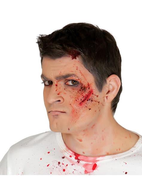 Fight scar