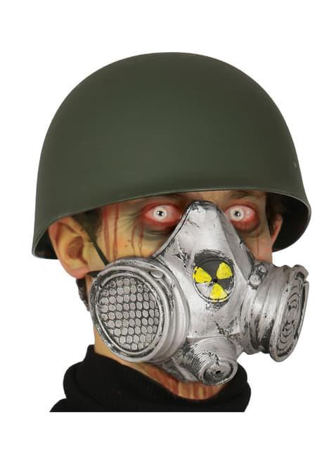 Máscara de gas nuclear
