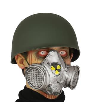 Maska gaz nuklearny