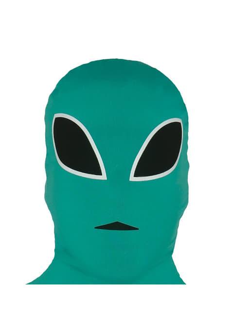 Capucha de alienígena