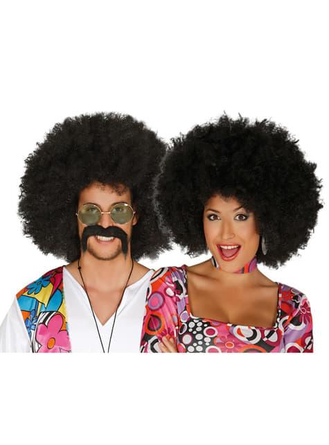 Unisex party-loving Afro wig