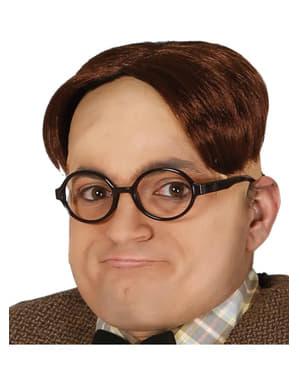 Mens professor wig