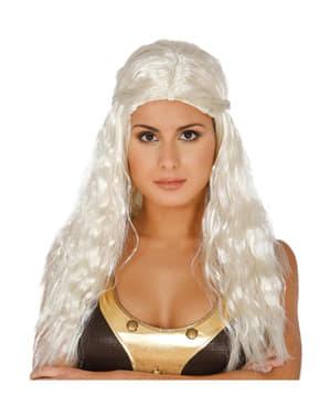 Parrucca principessa madre dei draghi donna
