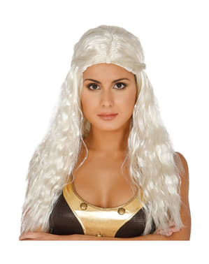 Womens mother of dragons princess wig