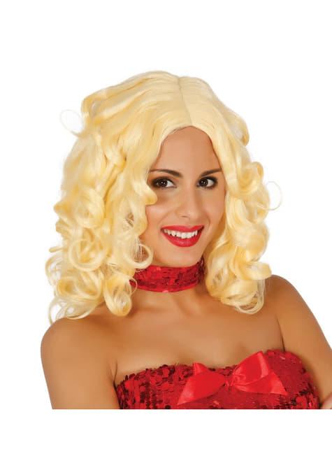 Γυναικεία περούκα χορεύτρια