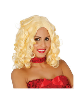 Womens dancer wig