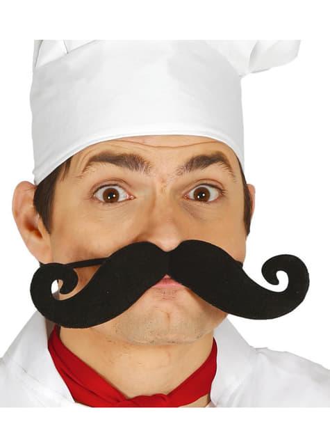 Ελαστικό μουστάκι μάγειρας
