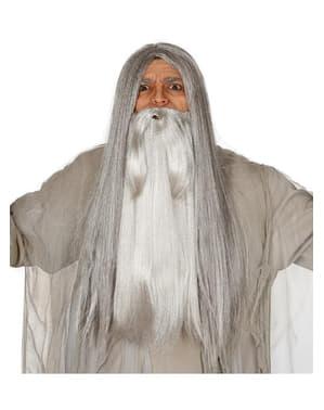Barba de mago para homem