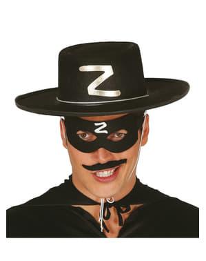 Oogmasker zorro voor mannen