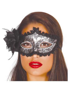 Naisten ylellinen naamiaisnaamio