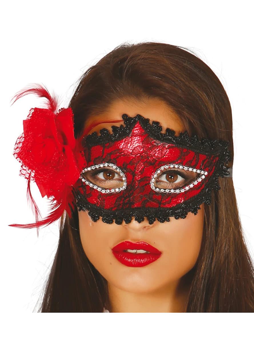 Antifaz elegante para mujer. Have Fun! | Funidelia