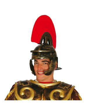 Casco da centurione romano uomo