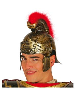 Чоловічий римський шолом