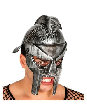Capacete de gladiador para homem