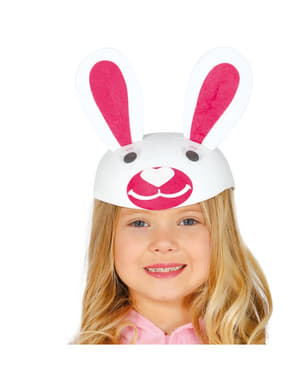 Childrens bunny hood