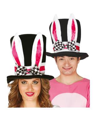 Unisex hattu kaninkorvilla