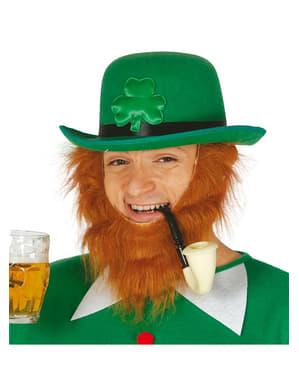 Mens St Patrick bowler hat