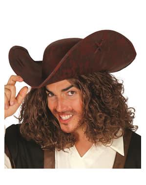 Pirat Deluxe Hatt Mann