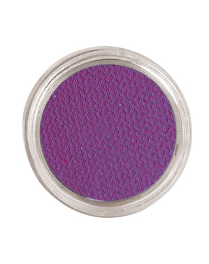Lilac water-based make-up