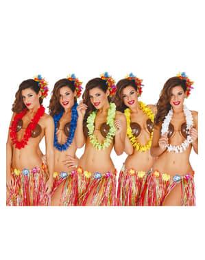 Naszyjnik hawajski stylowy damski
