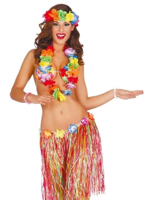 Accessoire kit hawaii sexy voor vrouw