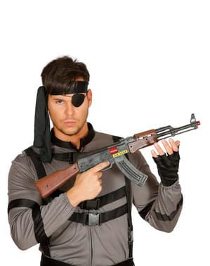 Mitralieră de război AK-47