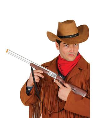 Gewehr mutiger Cowboy