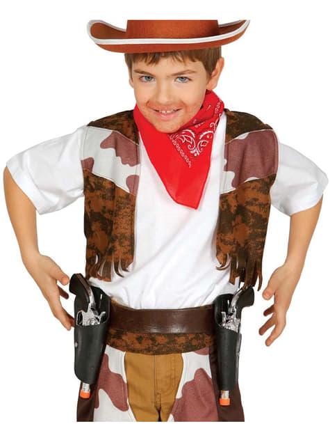 Παιδική διπλή θήκη με πιστόλια