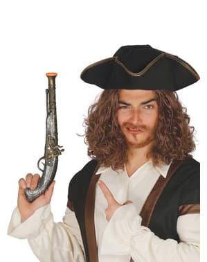 Pistola de pirata valente