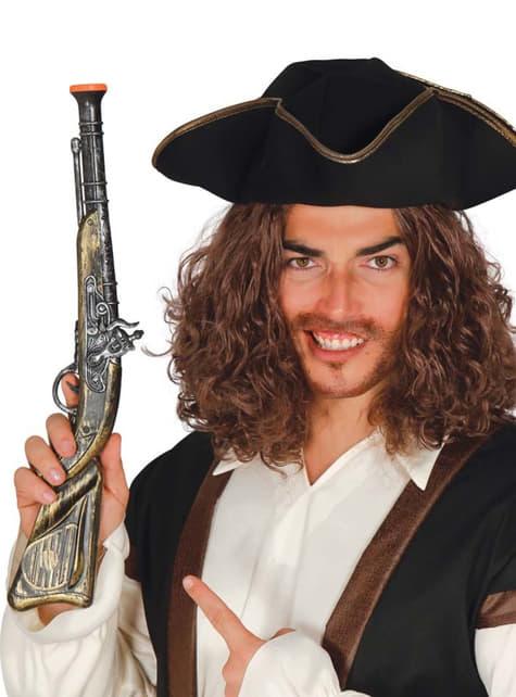 Pistola de pirata rebelde