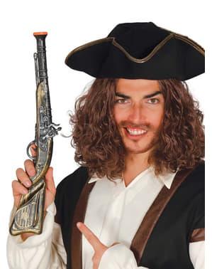 Pistol de pirat rebel