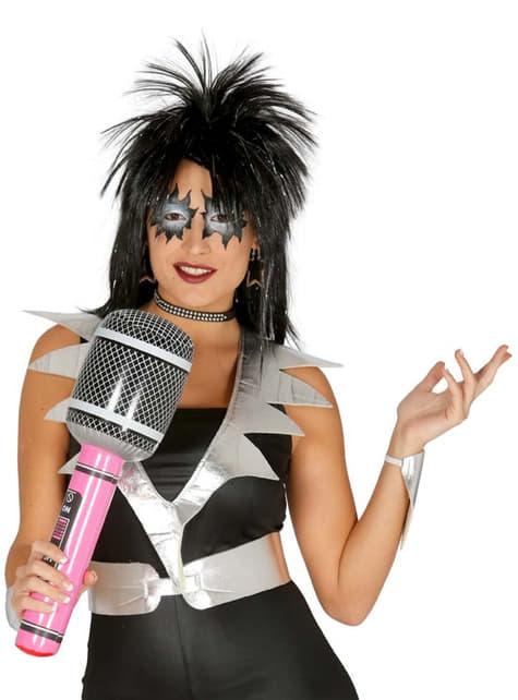 Aufblasbares Rocker Mikrofon