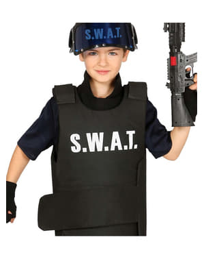 Chaleco de S.W.A.T. para niño
