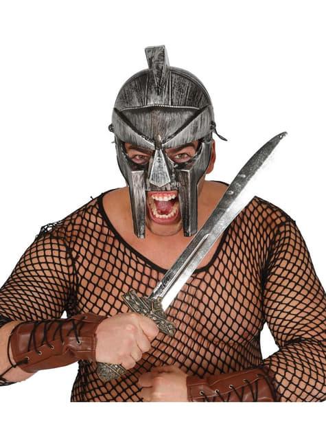 Espada de guerrero romano