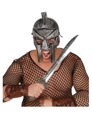 Espada de guerreiro romano