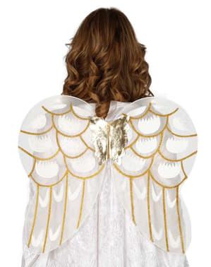 महिला दिव्य देवदूत पंख