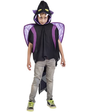 Boys Dragon Poncho