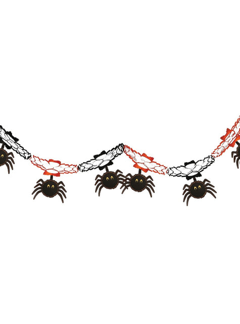 Guirnalda de arañas