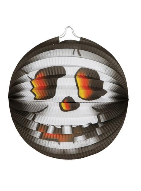 Farol de esqueleto Halloween