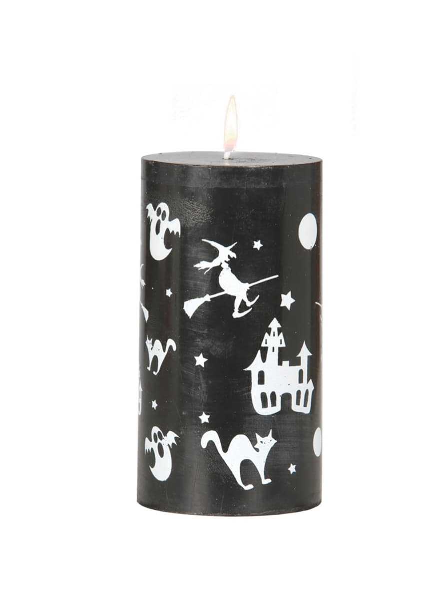 giant halloween candle. fast delivery | funidelia