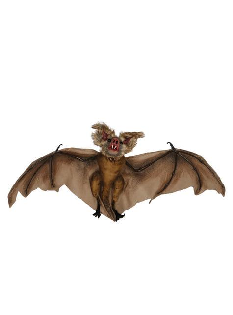 Figura decorativa de murciélago