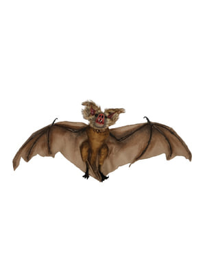 Dekorative Fledermaus Figur