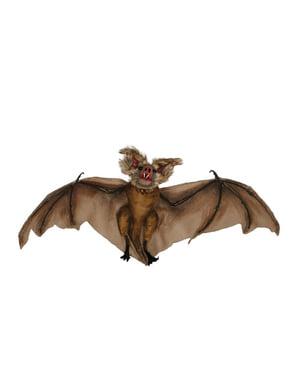 Figura decorativa de morcego